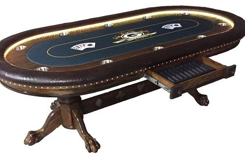 bàn poker
